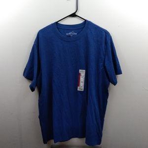 Eddie Bauer blue t-shirt XL